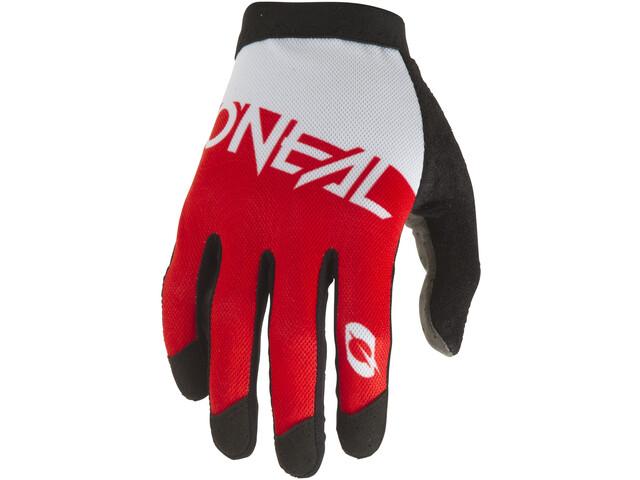 O'Neal AMX Rękawiczki, white/red